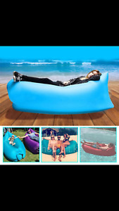 Air couch loungers