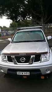 Nissan Navara st 2010 turbo diesel automatic Bankstown Bankstown Area Preview