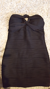 Black gorgeous fitted dress Little Mountain Caloundra Area Preview