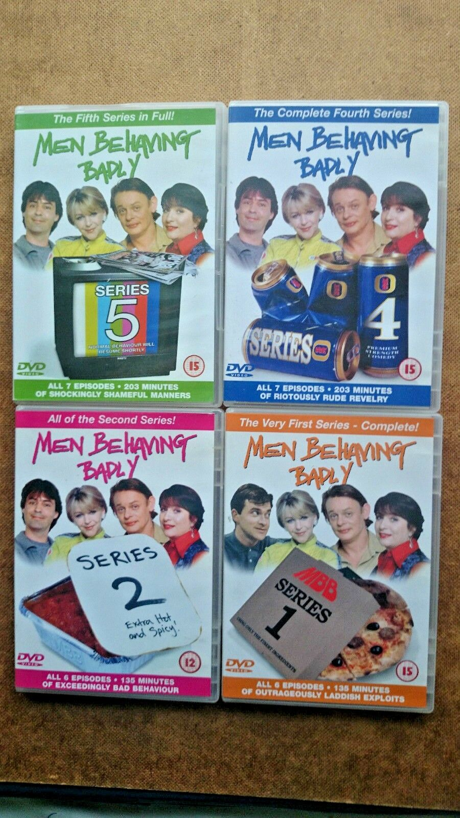Men Behaving Badly  Collection