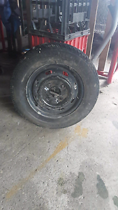 Vw wheels good tread Warialda Gwydir Area Preview