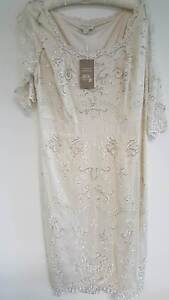 MONSOON BRIDAL Womens Dress NWT Aus Size 20 RRP $433 North Sydney North Sydney Area Preview