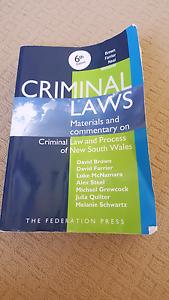 Law textbooks Armidale Armidale City Preview