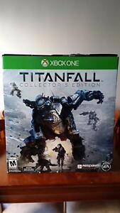 TitanFall Collector's Edition - XBOX ONE Gungahlin Gungahlin Area Preview