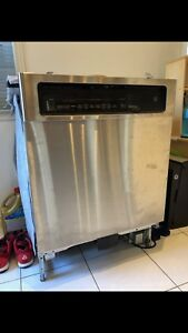 GE stainless dishwasher for sale