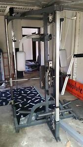 Marcy Smith Machine Home Gym - MUST SELL!! Hamilton Brisbane North East Preview
