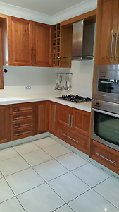 New guinea rosewood kitchen Shellharbour Shellharbour Area Preview