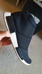 Adidas NMD CS1 City Sock PK Black/Gum 9.5, 10.5, 11 or 11.5US South Melbourne Port Phillip Preview