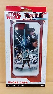 Star Wars IPHONE case for the  6/7 With Rea