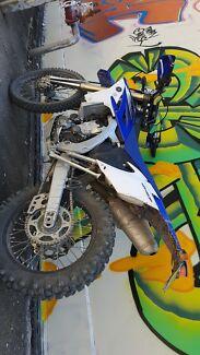 2012 Yamaha wr450