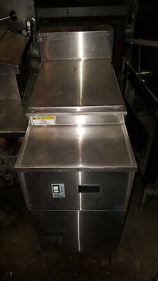 Pitco Frialator Rethermalizer Commercial Rte14s Electric Pasta Cooker 208 Volts