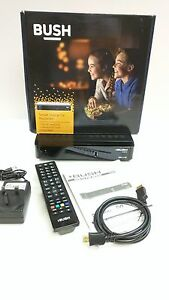 Bush B500DTR Freeview + HD Smart Digital TV Recorder 500GB with USB Media Player
