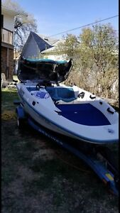 Priced to sell this week! 1999 Bayliner Jazz Jet Boat