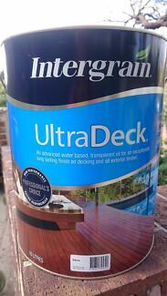 Save up to $54!! INTERGRAIN ULTRADECK Decking Oil