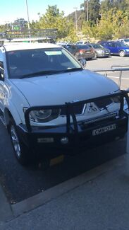 Mitsubishi Triton GLXR Logans Crossing Port Macquarie City Preview