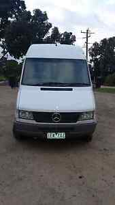 Refrigerated Mercedes sprinter 412d Roxburgh Park Hume Area Preview