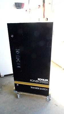 Kohler Power System Zcs-364231-0225 225 Amp 240 Volt Automatic Transfer Switch
