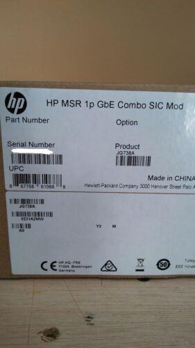 Hp Jg738a - Expansion Module - Smart Interface Card (sic) - Combo Gigabit Sfp