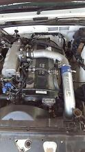 rb25det series 1 engine with loom ecu turbo Mount Evelyn Yarra Ranges Preview