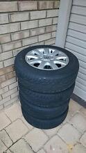 Volkswagen Golf genuine wheels Padbury Joondalup Area Preview