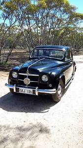 1951 Rover 75 Nuriootpa Barossa Area Preview