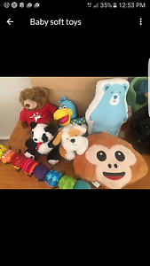 soft toys baby Leumeah Campbelltown Area Preview