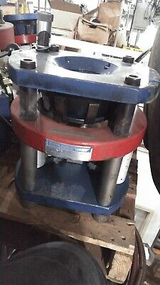 Imperial Eastman K16 Kwikrimp Hydraulic Hose Crimper With Pneumatic Air Pump