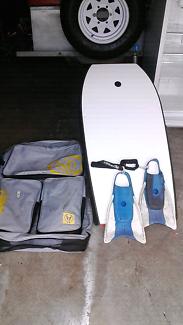 Surfing gear