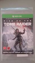 Rise of the Tomb Raider and Tomb Raider Definitive Edition Xbox Cleveland Redland Area Preview