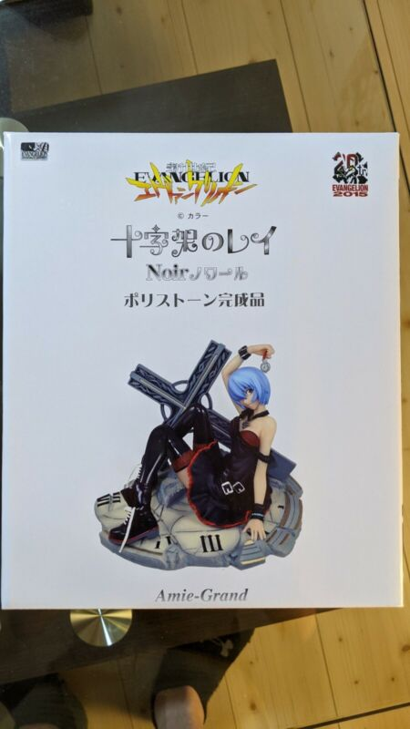 Neon Genesis Evangelion - Rei of Cross Nori 1/6 Complete Polystone Figure