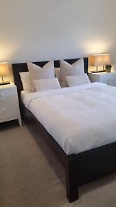 Queen size bedroom suite Bentleigh Glen Eira Area Preview