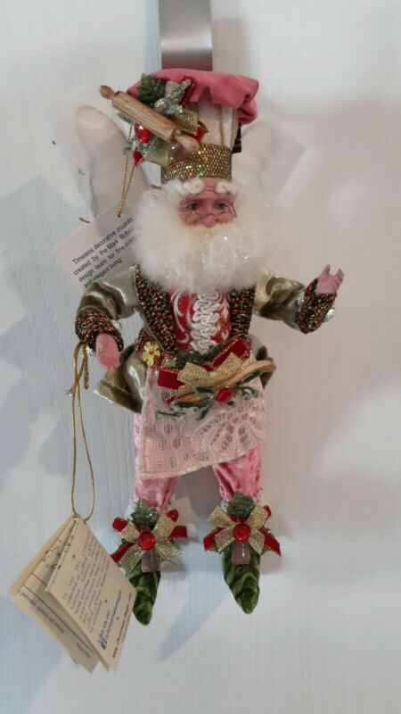 """Collectible Mark Roberts Christmas Confectionery Fairy 11"""" 51-97196 NIB ❤"""