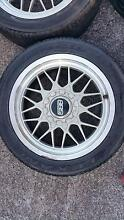 GENUINE BBS RG II Wheels Liverpool Liverpool Area Preview
