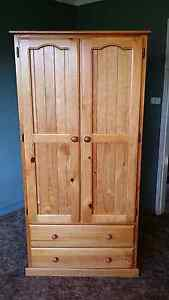 Wardrobe for sale wood made. Free deliver Daceyville Botany Bay Area Preview