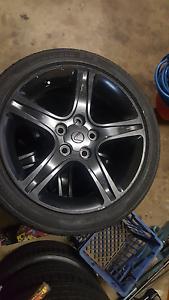 "Lexus rims 17""alloy wheels with tyres Sydney City Inner Sydney Preview"
