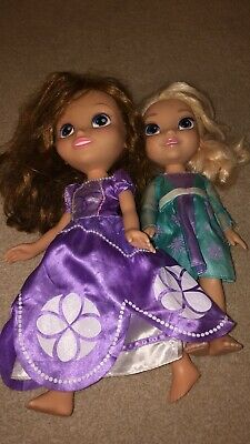 disney princess dolls bundle for sale  Shipping to South Africa