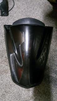 Ninja 250 Black Rear seat cover