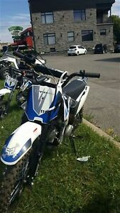 2015 Pitster Pro MX 110SS DEMONSTRATEUR