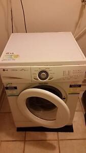 LG Front loader washing machine Darwin CBD Darwin City Preview