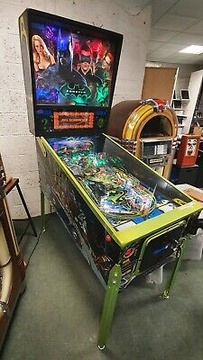 SEGA BATMAN FOREVER Pinball *** ONE WEEK ONLY FREE DELIVERY ***