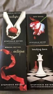 Twilight Saga books