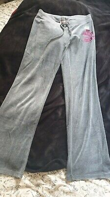 Juicy couture tracksuit bottoms size small