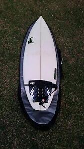 "Dorrington hand made 6'4"" board Camp Hill Brisbane South East Preview"