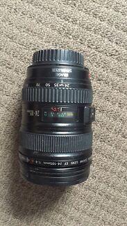 Canon l series 24-105l IS USM St Lucia Brisbane South West Preview