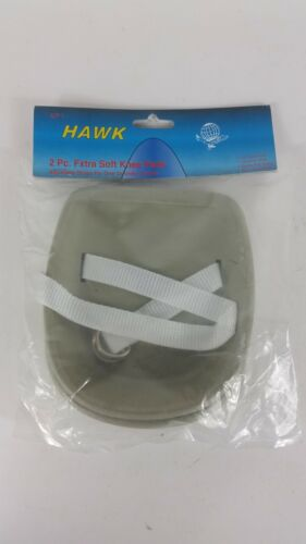 Hawk Extra soft knee pads, hunting, carpenter, carpet layer, soft rubber style