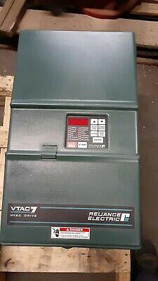 Reliance Electric Vtac7 50 Hp Hvac Drive 50v4150