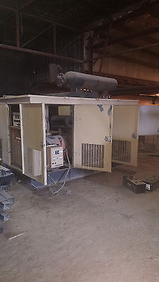 Generac 3-phase 3ph 150kw Diesel Powered Generator 240480v