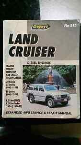 Toyota land cruiser manual Mount Martha Mornington Peninsula Preview