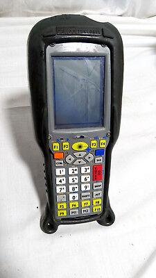 Psion Teklogix 7535 G2 Yellow Key Barcode Tekterm Scanner