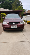 2002 Holden TS Astra CD - price reduced need gone Modbury Tea Tree Gully Area Preview